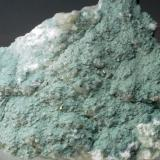 Calcita y Pirita. Mines de Sant Marçal - Viladrau - Montseny - Osona - Girona - Catalunya - España 55 x 45 x 25 mm (Autor: Joan Martinez Bruguera)
