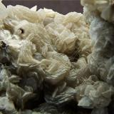 Calcite Hartley Birkett, Cumbria, UK. FOV 25 x 20 mm (Author: nurbo)
