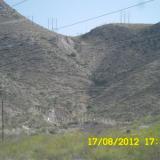 San Francisco Mine shot, Naica, Chihuahua, Mexico. (Author: javmex2)