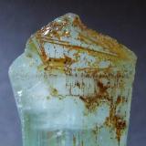 Aquamarine, Pakistan FOV 15 x 20 mm approx (Author: nurbo)