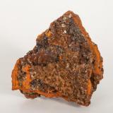 Adamita  manganesífera Mina Ojuela, Mapimí, Durango, México 10x8 cm (Autor: victor chaul chamut)