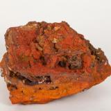 Adamita  manganesífera Mina Ojuela, Mapimí, Durango, México 12x11 cm (Autor: victor chaul chamut)