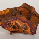 Adamita  manganesífera Mina Ojuela, Mapimí, Durango, México 21x14 cm (Autor: victor chaul chamut)