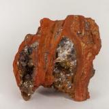 Adamita  manganesífera Mina Ojuela, Mapimí, Durango, México 7x6 cm (Autor: victor chaul chamut)