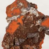 Adamita  manganesífera Mina Ojuela, Mapimí, Durango, México 9x6 cm Detalle de la anterior (Autor: victor chaul chamut)