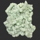 Prehnite Weldon Quarry, Watchung, Somerset County, New Jersey, USA 12.5 x 11 cm Prehnite epimorphs after glauberite from a find in 1987; former Herb Obodda Collection (Author: Frank Imbriacco)