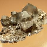 Calcite N'Chwaning Mines, Kuruman, Kalahari manganese fields, Northern Cape, South Africa 50 x 27 x  21 mm (Author: Pierre Joubert)