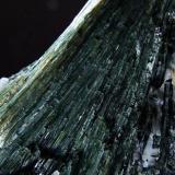 Actinolite. Vegarshei, Aust-Agder, Norway. FOV 30 x 25 mm approx (Author: nurbo)