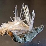 Gypsum from Brunita mine (Author: Jon Mommers)