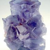 "Fluorite from ""La Coquera del Liso"" pocket in Berbes, Asturias, Spain Mined in 1993 Photo: Reference Specimens -> http://www.fabreminerals.com/specimens/RSSFL-spanish-fluorite-notable-specimens.php#LAF40 (Author: Jordi Fabre)"