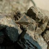 unknown Amity, New York 2cm crystal (Author: Glenn Rhein)