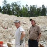 Terry Ledford and Bob Cook (Author: John S. White)