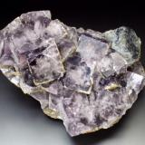 Fluorite with Galena and Siderite Henry's Vein, Allenheads (Beaumont) Mine, East Allendale, Northumberland, England, UK 11x8x7 cm overall size (Author: Jesse Fisher)