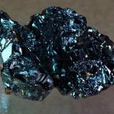 Esfalerita Elmwood mine, Carthage, Tennessee, USA 4 x 3,5 cm. (Autor: molsina)