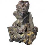 """Pyrargyrite """"Verdad de los Artistas"""" mine, Hiendelaencina, Guadalajara, Castilla-La Mancha, Spain 30 mm x 19 mm (Author: Carles Millan)"""
