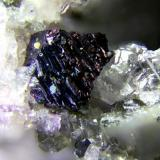 "Anatasa. Cantera ""Cillarga"", nº 2668. Ponteareas, Pontevedra, Galicia, España. Cristal de 1 mm. (Autor: Antonio Carmona)"
