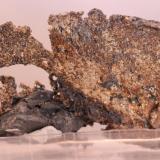 Silver Imiter Mine, Boumalne-Dades, Ouarzazate Province, Souss-Massa-Draa Region, Morocco 10.5 x 7.1 x 3.7 cm (Author: Don Lum)