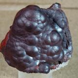Hematites Egremont, Cumberland, Cumbria, England, UK 4 x 4 cm (Autor: molsina)