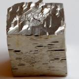 Pirita. Navajún, La Rioja, España. Medidas cristal: 2,6x2,5x2,4 cm. (Autor: Sergio Pequeño)