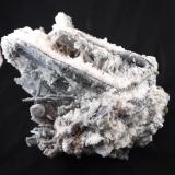 Anhydrite Santa Eulalia, Mexico 26 x 18.5 x 25 cm (Author: Don Lum)