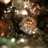 Quartz Irhoud Mine, Saji, Doukala, Abda, Morocco .5cm x .5cm x.5cm (Author: Mark Ost)