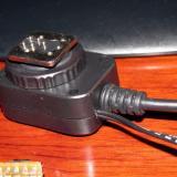 Detalle de cómo queda el conector con el nuevo cable (Autor: Oscar Fernandez)