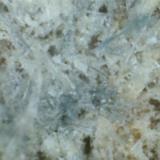 Crossita Dallas Gem Mine, San Benito County, California, Estados Unidos 400X (Autor: prcantos)