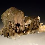 Pyrrhotite, Quartz and Calcite Dalnegorsk, Russia 7.7x4.7cm (Author: Greg Lilly)