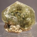 Apatite Panasqueira Mine, Fundao, Castelo Branco District, Portugal 2.5 x 2.2 cm (Author: Don Lum)