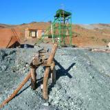 Mina de Mechoui (?), zona de Bou Offroh. Está en conservación pero va a entrar a producir pronto (Autor: Gonzalo Garcia)