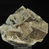 Fluorite, Quartz Boltsburn Mine, Rookhope District, Weardale, North Pennines, Co. Durham, England, UK 11cm x 6cm (Author: James)
