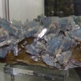 Barita Mina Moscona, Solís, Corvera de Asturias, Zona minera de Villabona, Asturias, España 22x12x10 cm (Autor: jaume.vilalta)