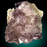 Fluorita, Cuarzo, Barita La Cabaña, Zona Minera de Berbes, Ribadesella, Asturias, España Arista cristal mayor, 2cm (Autor: Raul Vancouver)
