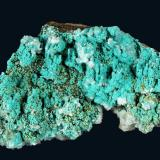 Aurichalcite 79 Mine, Banner District, Dripping Springs Mts., Gila County, Arizona, USA 68 x 45 x 39 mm (Author: GneissWare)