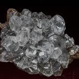 Calcite Frizington, West Cumberland Iron Field, Cumbria, England, UK 8.1 x 6.0 cm (Author: am mizunaka)