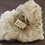 Calcite. Cumberland, England, UK. 30 x 25 x 15 mm (Author: nurbo)