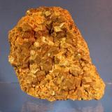 Andradite Quartzite Mountain, Stanley District (Stanley Butte Area), Santa Teresa Mountains, San Carlos Indian Reservation, Graham County, Arizona, USA 11.5 x  8.2 cm (Author: Don Lum)