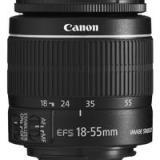 Objetivo Canon EF-S 18-55mm f3.5-5.6 IS II (Autor: Oscar Fernandez)
