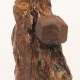 Almandino - Riaza - Tierra de Riaza - Segovia - Castilla y León - España - 9,5 x 4,8 x 3,4 cm (Autor: Martí Rafel)