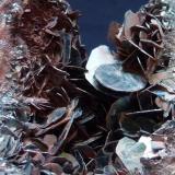 Hematites Mansilla de la Sierra, La Rioja, España 10 x 6 cm.  Detalle (Autor: javier ruiz martin)