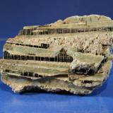 Actinolite, Talc Minas Gerais, Brazil 10.5 x 7.4 cm (Author: Don Lum)