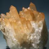 Cuarzo (variedad hematoideo)<br />Embalse de Almendra, Salce, Zamora, Castilla y León, España<br />9,5x9 cm<br /> (Autor: minero1968)