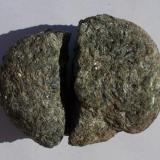Actinolita Sorbas, Almería, Andalucia, España Pieza mayor 3cmm x 2cm x 4cm (Autor: srm13151)