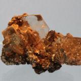 Apatite Panasqueira Mine, Covilha, Castelo Branco. Cova da Beira, Centro, Portugal 3.9 x 3.5 cm (Author: Don Lum)