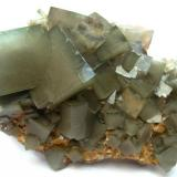Fluorite Huangshaping Mine, Guiyang Co., Chenzhou Prefecture, Hunan Province, China Specimen size 12 cm (Author: Tobi)