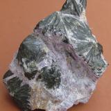 Charoite, Aegirine, Tinaksite Murun alkaline complex , Sakha, Yakutia, Siberia, Russia 7 x 5 x 3 cm (Author: kakov)