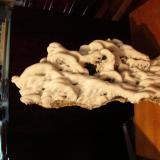 Aragonito Mina Haití, Cabezo de San Ginés, San Ginés de la Jara, Sierra Minera de Cartagena-La Unión, Cartagena, Murcia, España 48 x 17 cm (Autor: Pedro Conesa)