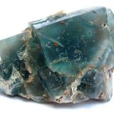 Fluorite Hesselbach mine, Oberkirch, Black Forest, Baden-Württemberg, Germany 9,5 x 6,5 cm (Author: Tobi)