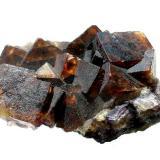 Fluorite Sauberg mine, Ehrenfriedersdorf, Erzgebirge, Saxony, Germany 6,5 x 5 cm (Author: Andreas Gerstenberg)