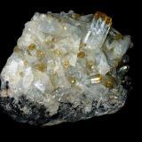 Baryte Altenberg mine, Müsen, Siegerland, Northrhine-Westphalia, Germany 7,5 x 6,5 cm (Author: Andreas Gerstenberg)